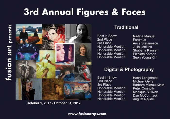Figures & Faces Juried Exhibition
