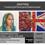 'Journey' Solo Exhibit